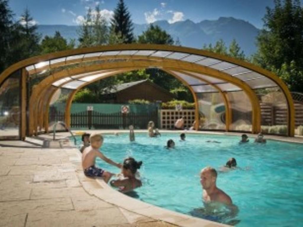 Camping A La Rencontre du Soleil Bourg d'Oisans