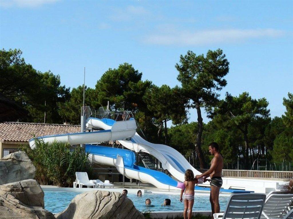 Camping Atlantic Club Montalivet