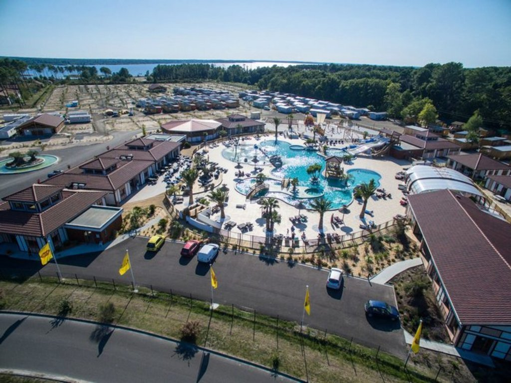 Camping au lac de biscarrosse parentis mobil homes disponibles - Office du tourisme de biscarrosse ...