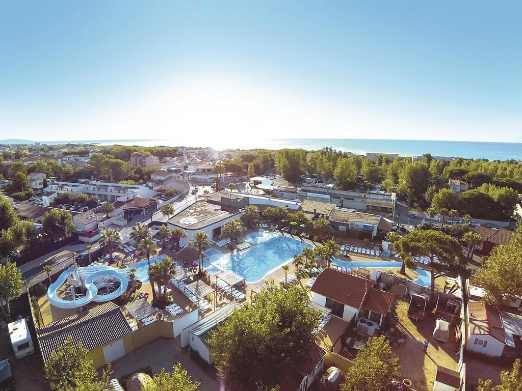 Camping Beach Club Le Charlemagne
