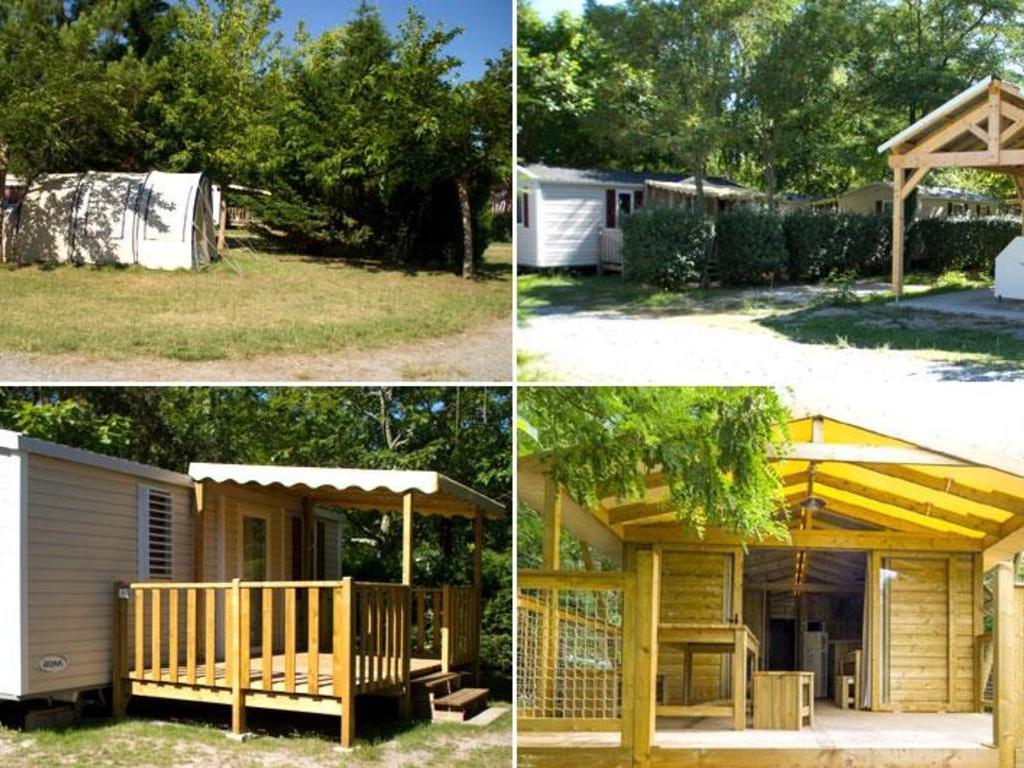 Camping Des Familles Grayan