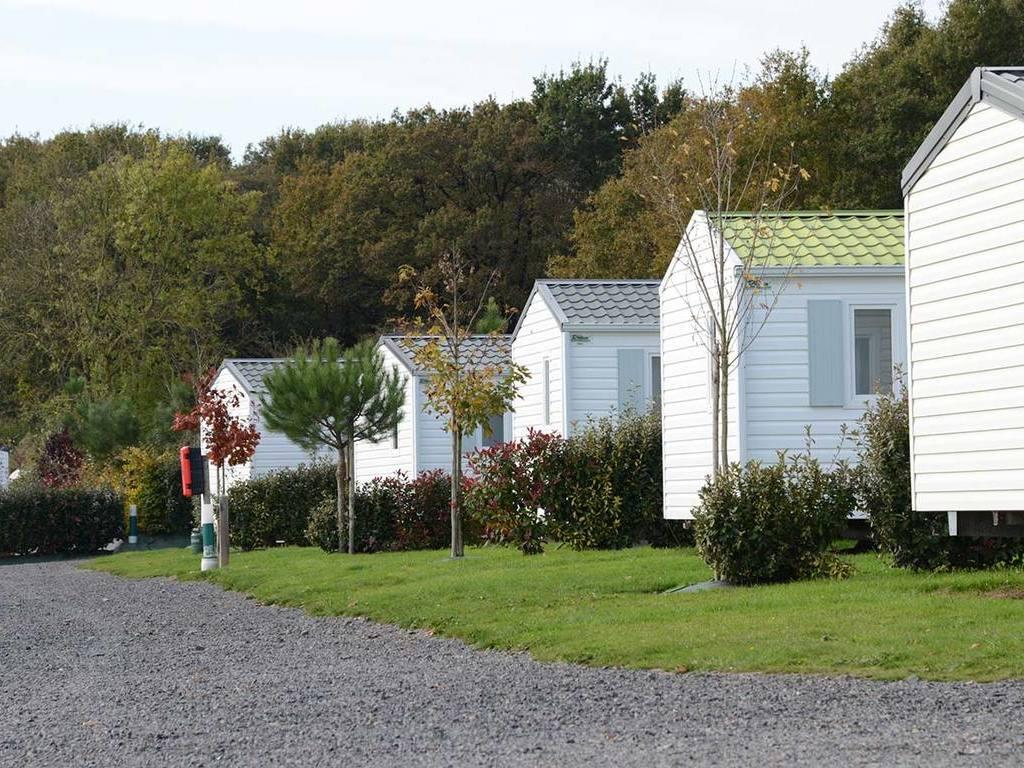 Camping domaine de bellevue saint christophe du ligneron for Camping st palais sur mer avec piscine couverte
