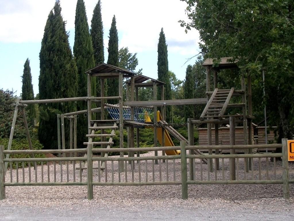 Camping Domaine du Cros d'Auzon
