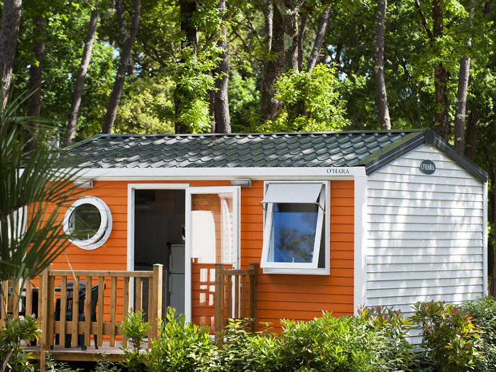 Camping Domaine Naturiste Le Colombier à Saint Martin Lars
