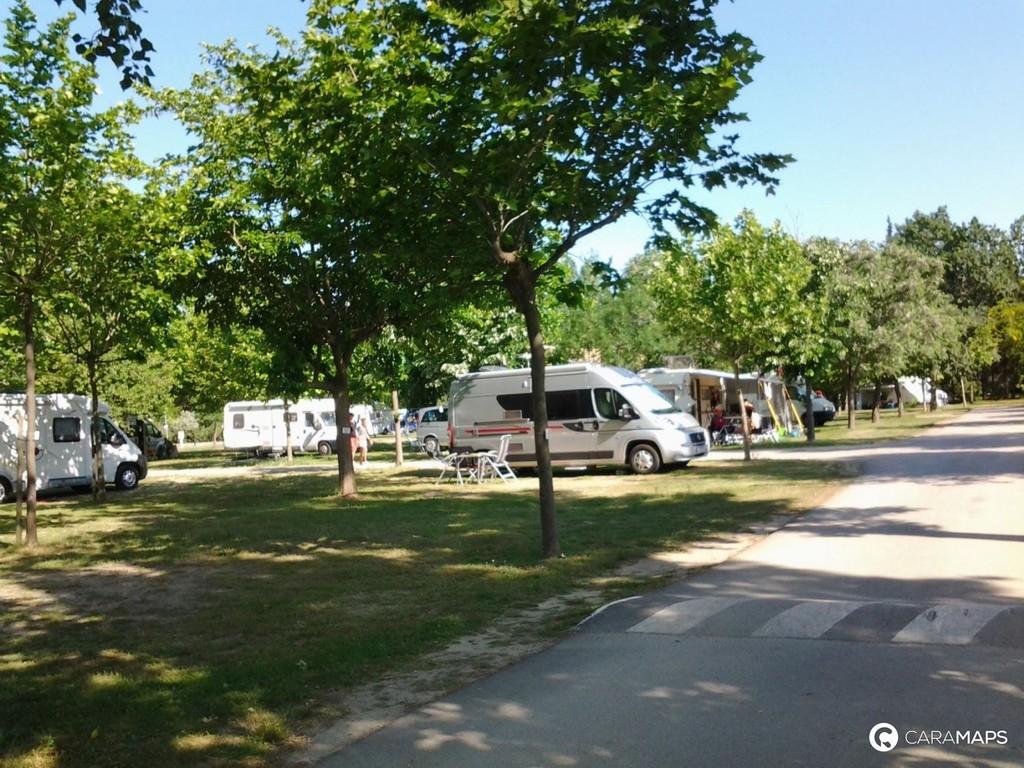 Camping Gcu La Grande Motte