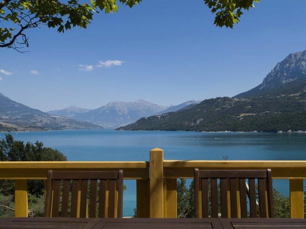 Camping L'Ecrin du lac