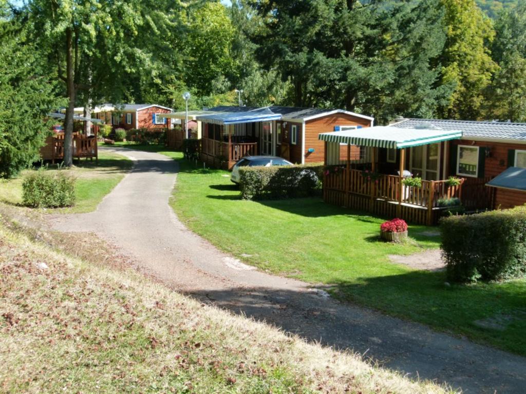 Camping L'Île du Rhin à Biesheim