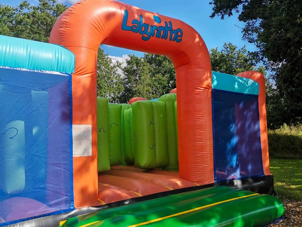 Camping L'Orangerie de Lanniron