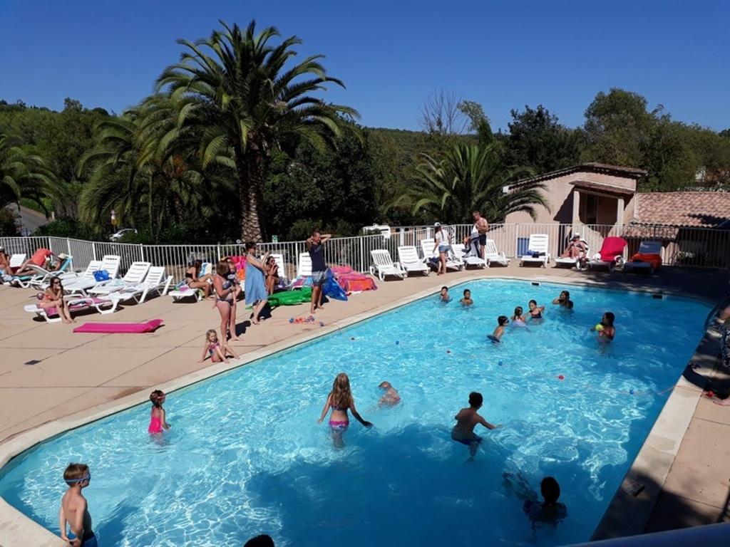 Camping L'Orée d'Azur
