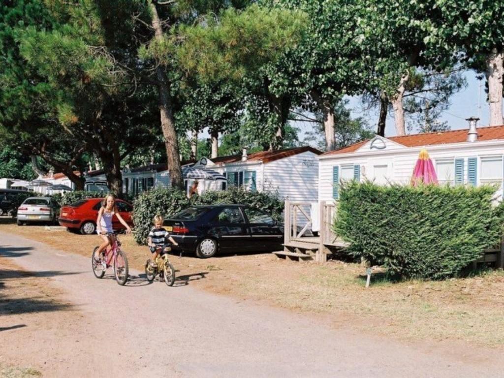 Camping La Baie D'aunis
