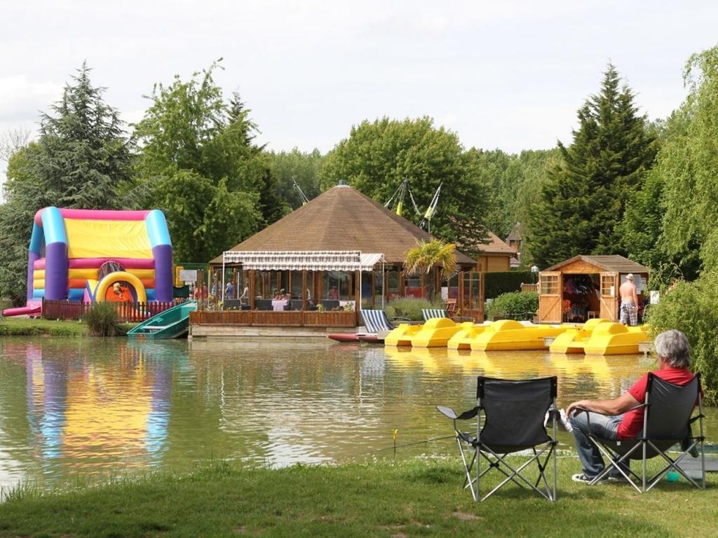 Camping La Halte De Mainville