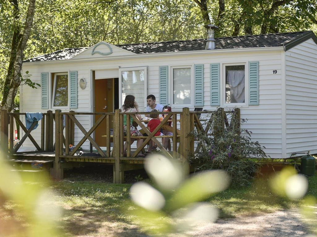 Camping La Rivière à Lacave