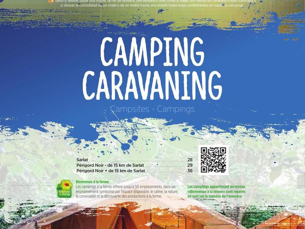 Camping La Veyssiere