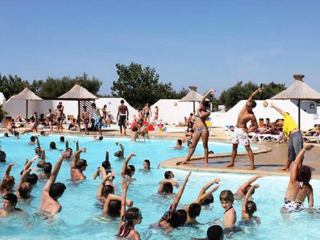Camping Le Clos du Rhône