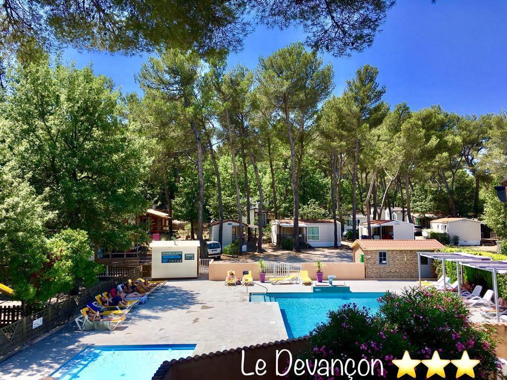 Camping Le Devancon