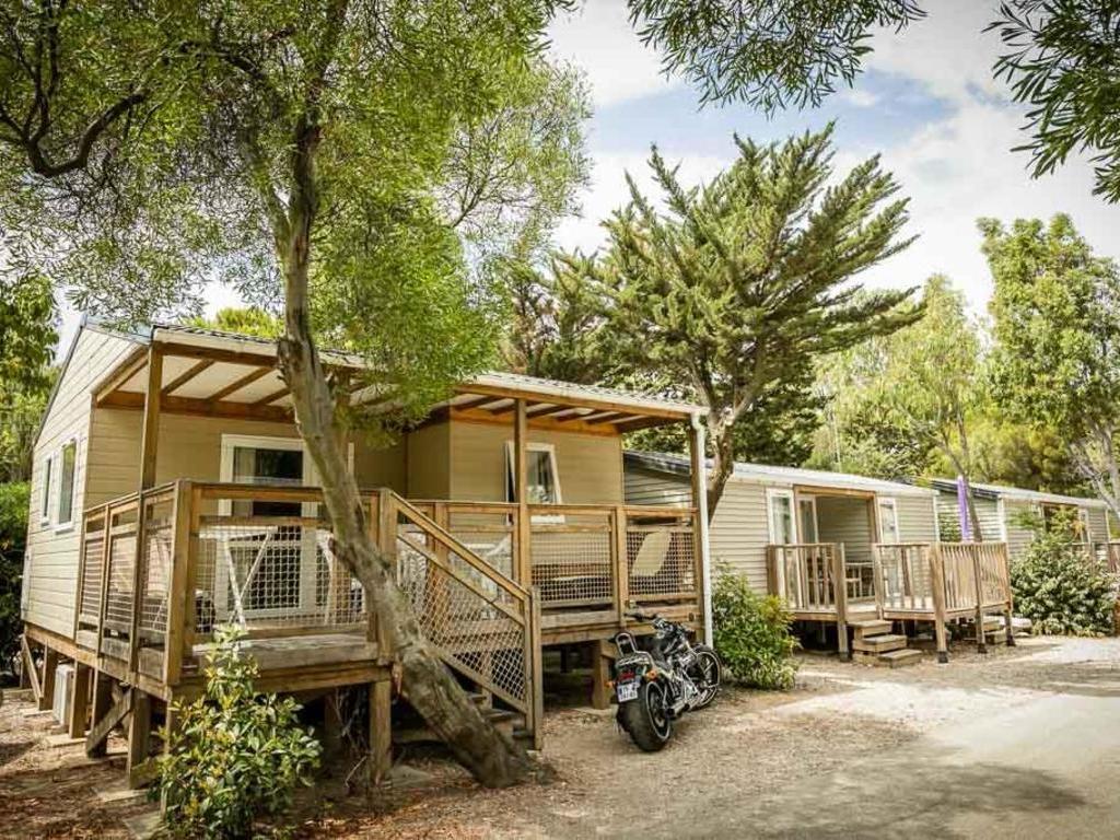 Camping le Floride et l'Embouchure