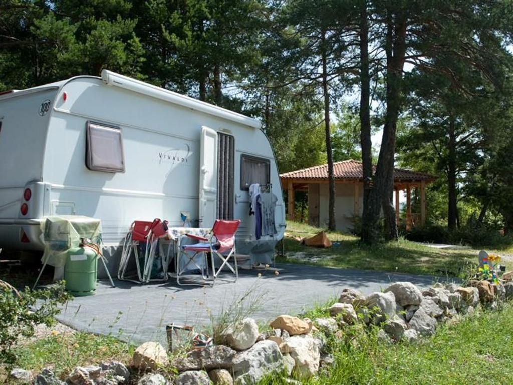 Camping Le Haut Chandelalar