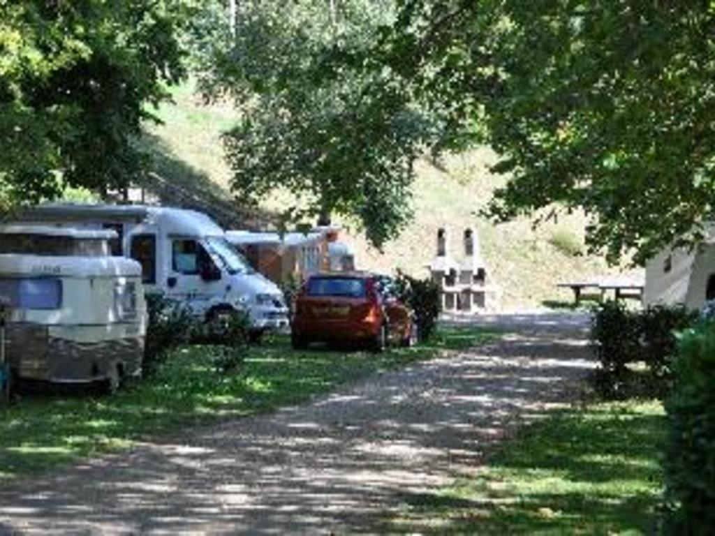 Camping Le Mas des Sédariès