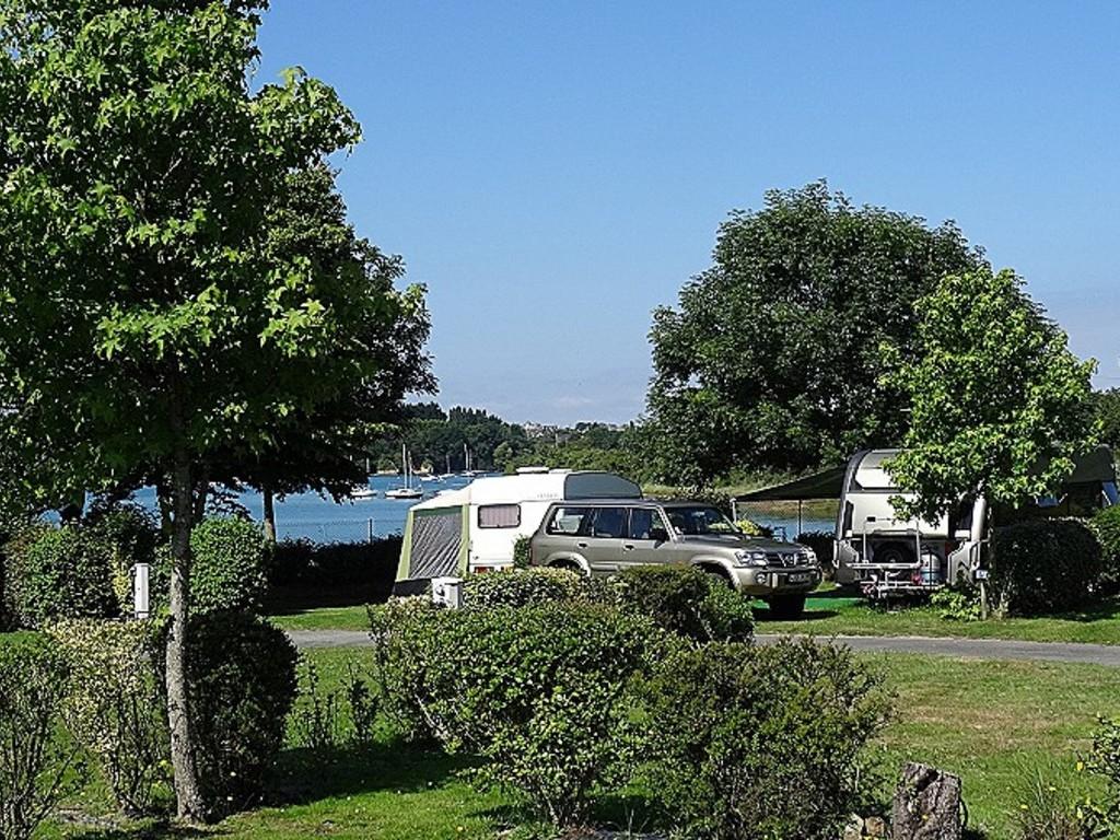 Camping Le Pont Laurin Saint Briac Mobil Homes Disponibles