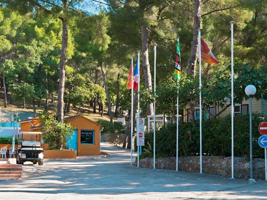 Camping Le Rayolet