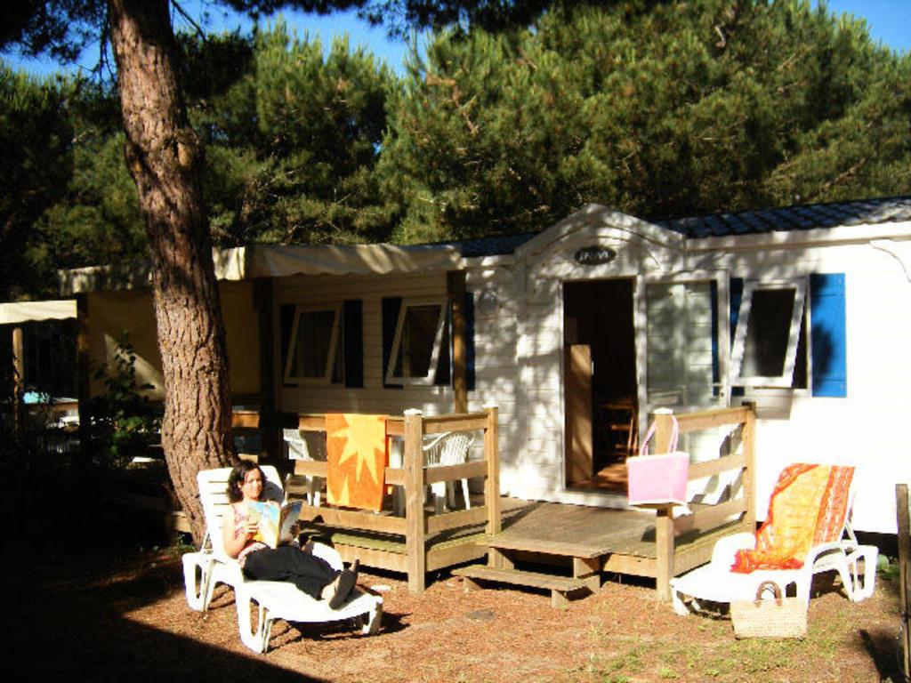Camping le Village du Suroit