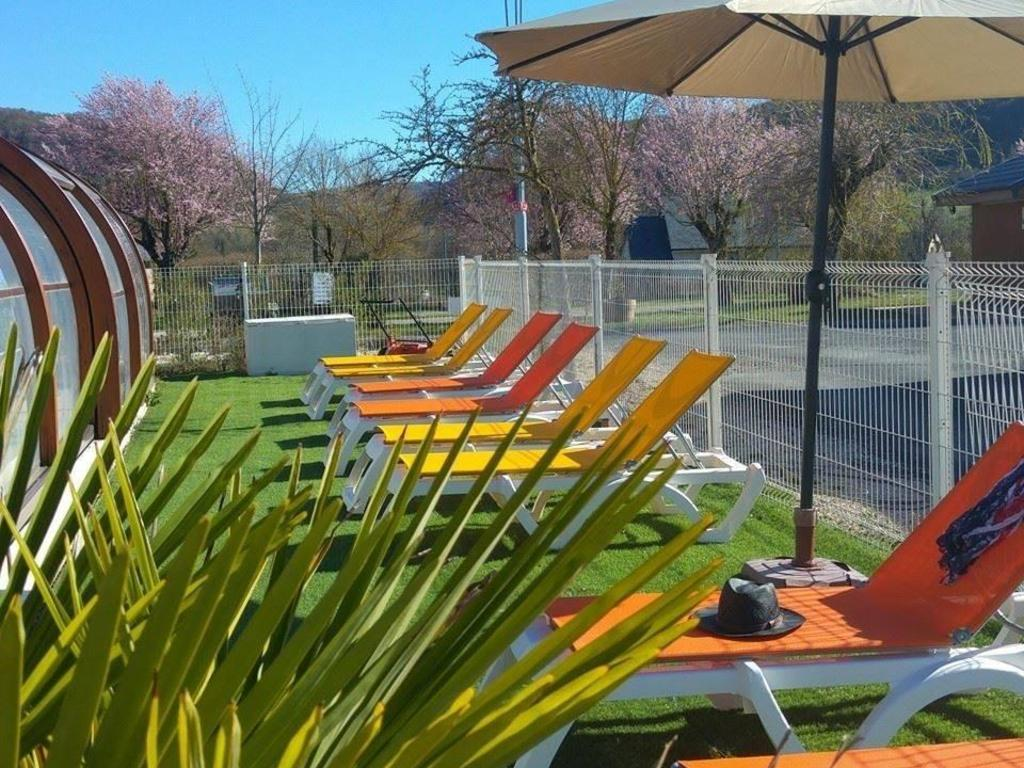 Camping Les Calquieres