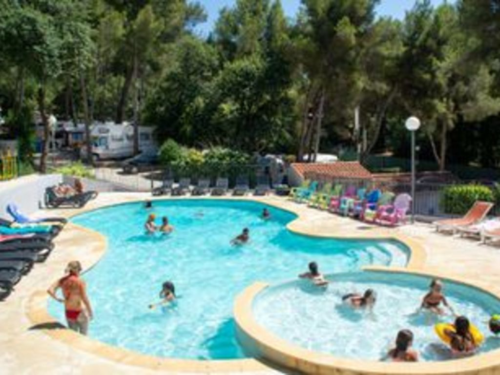 Camping Les Playes