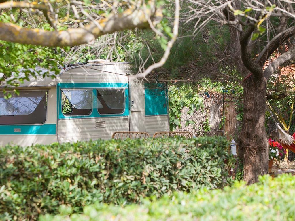 Camping Les Vailhes