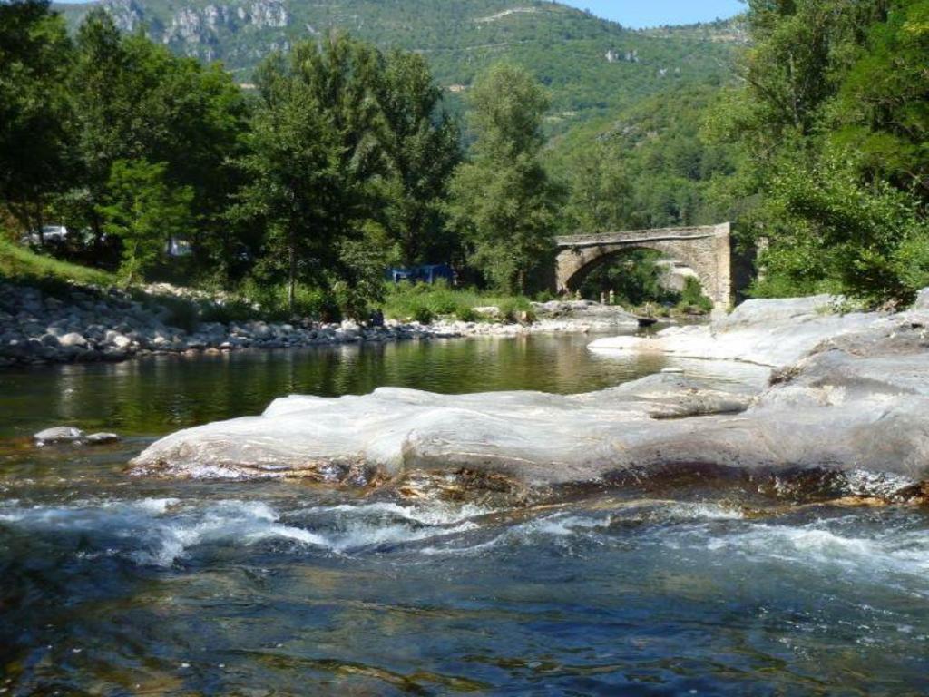 Camping Municipal Le Pont Du Tarn