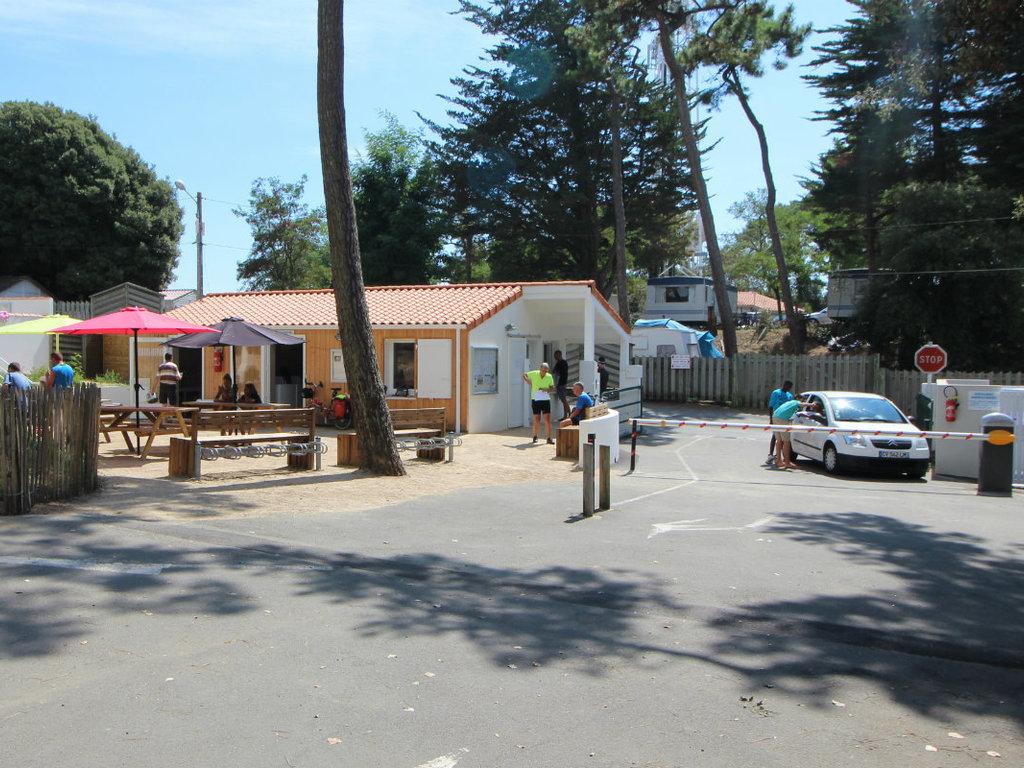 Camping Municipal Le Vieux Moulin
