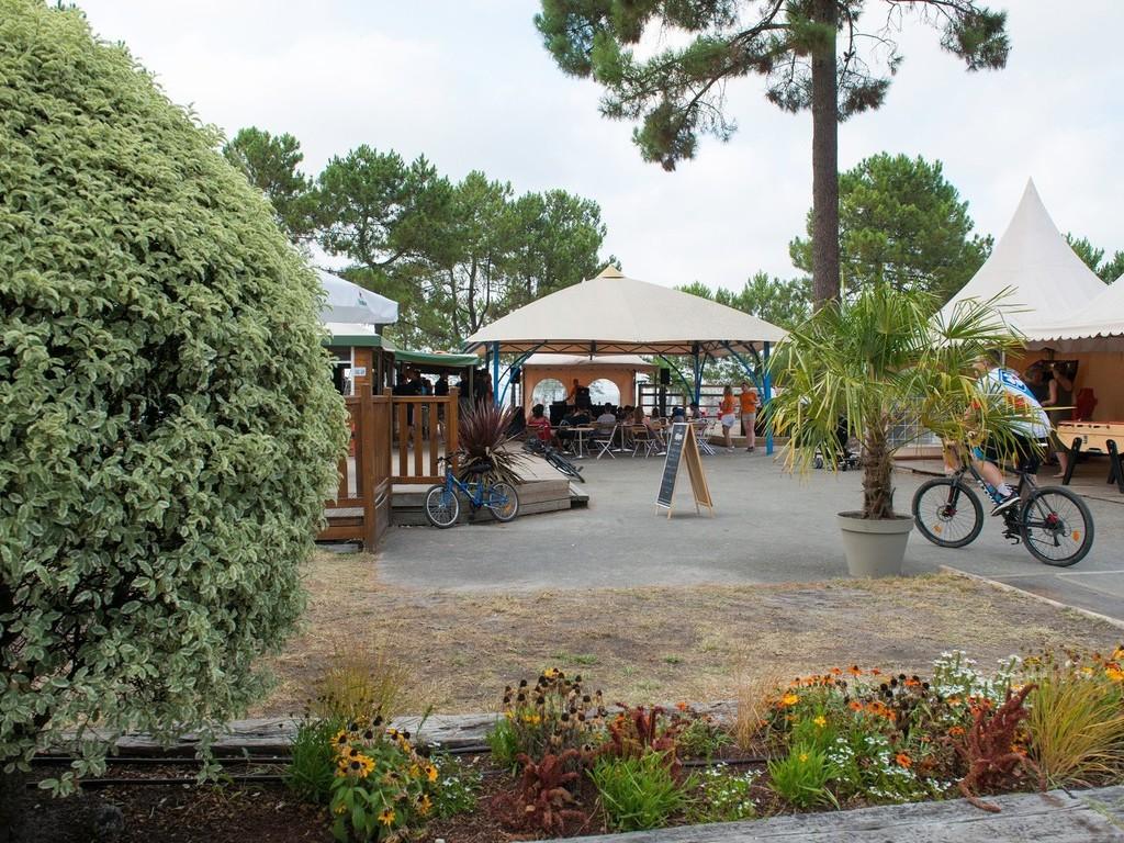 Camping Navarrosse