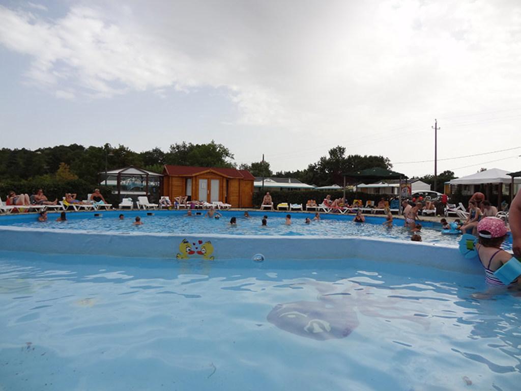 Camping Quercy Vacances à St Pierre Lafeuille