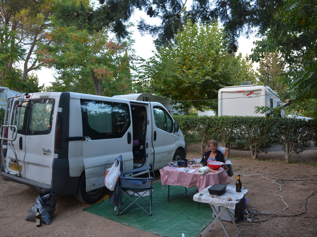 Camping Sainte Victoire