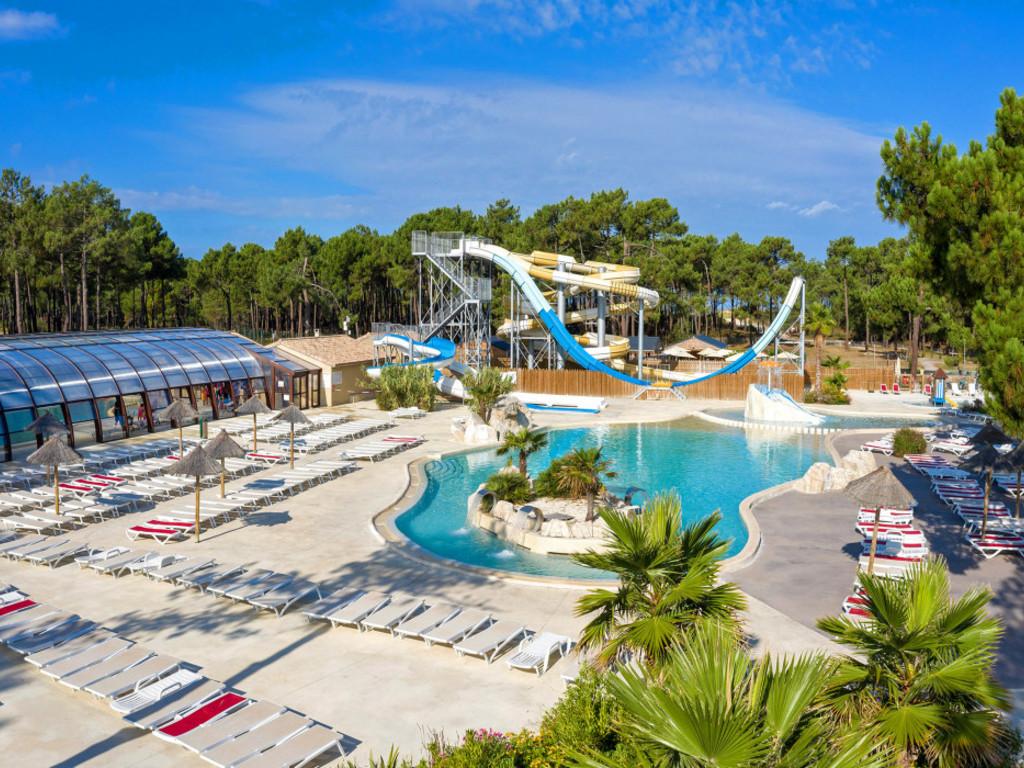 Camping Sunissim Atlantic Club Montalivet