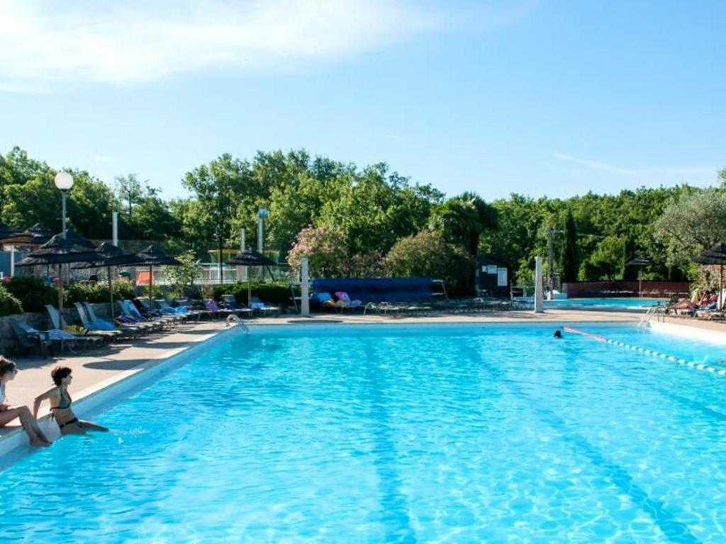 Camping Tohapi Domaine de Chaussy