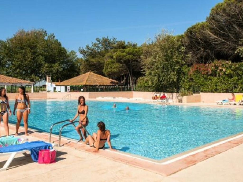 Camping Tohapi Le Castellas