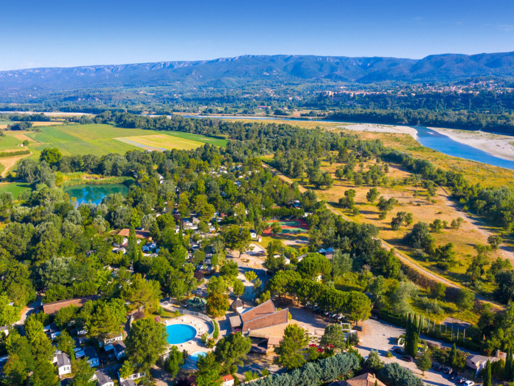 Camping Tohapi Le Domaine les Iscles