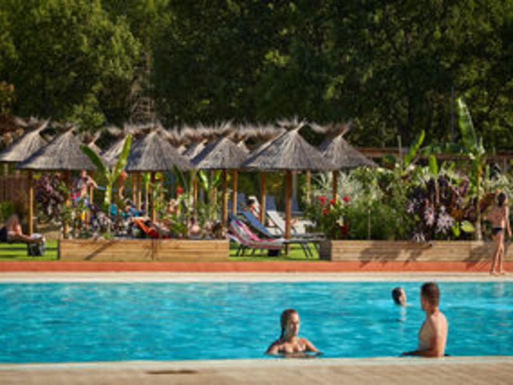 Camping Tohapi Le Verdon Parc