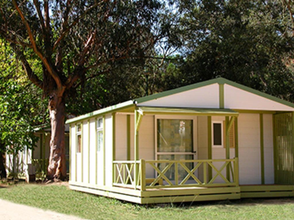 Domaine Résidentiel de plein-air Eucalyptus Parc