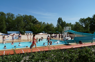 Camping carcassonne pas cher 3 mobil homes d s 174 - Camping carcassonne avec piscine ...