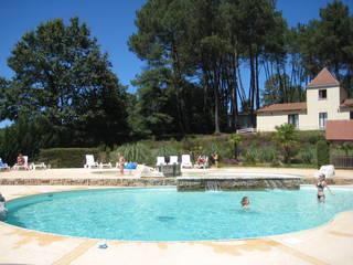 Camping Le Bois Soleil à Tamnies