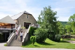 Camping La Grange de Monteillac à Séverac L'Eglise